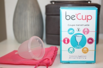 Be'cup coupe menstruelle